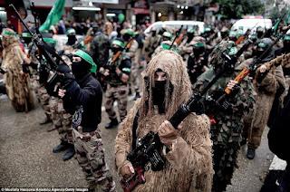 Terungkap Sebagian Pasukan HAMAS Ternyata Didikan KOPASSUS - Commando