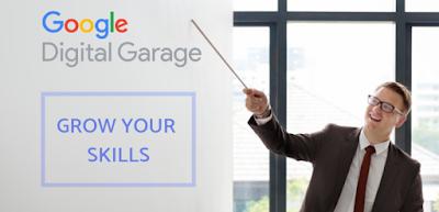Google Digital Garage, what is Google Digital Garage, Google skills, Google Garage,