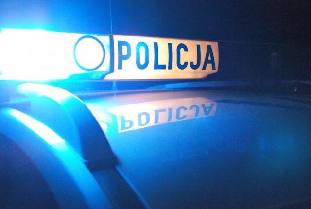 zdjęcie: policja/ Dla żartu napisała, że w paczce jest bomba