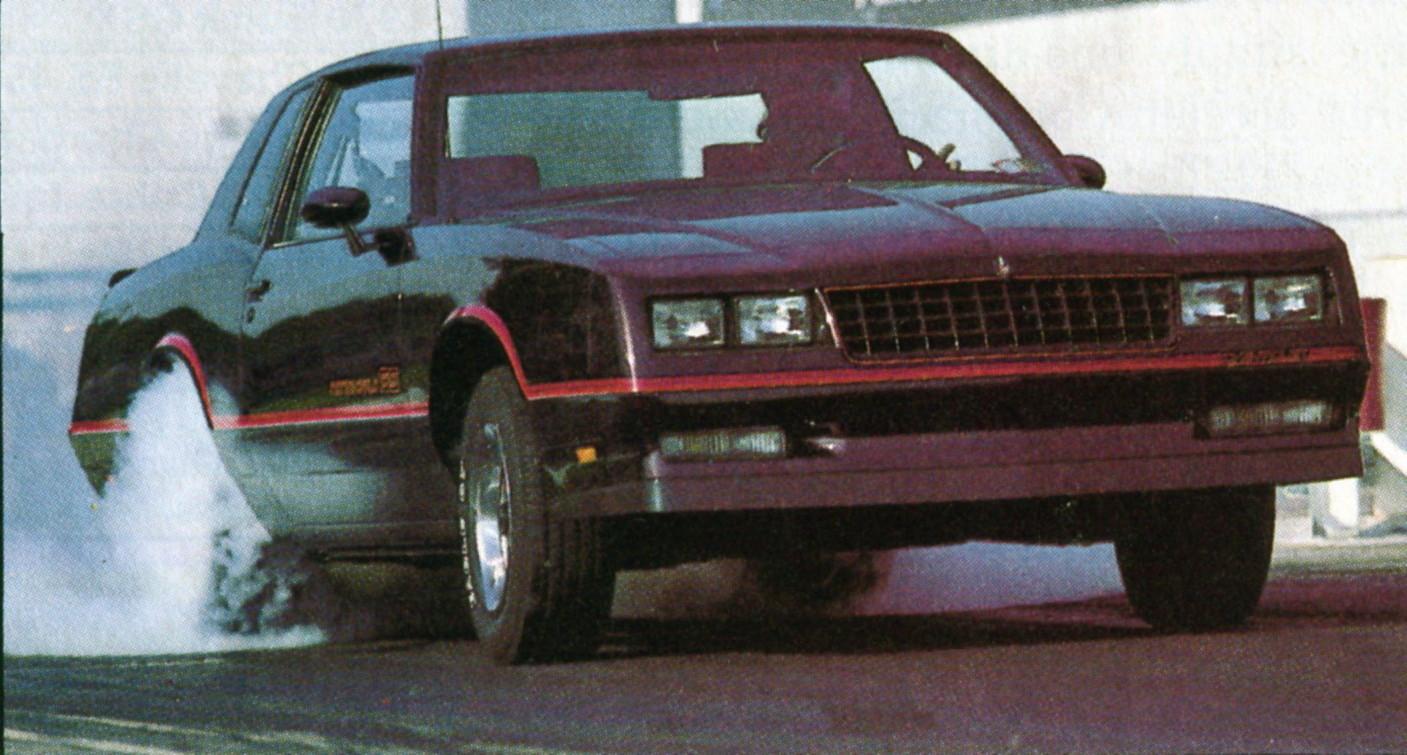 Modern Classics 1983 1988 Monte Carlo Ss Phscollectorcarworld 1960 Studebaker Lark Wiring Diagram 1985 In Dark Maroon Metallic Hazes The Hides