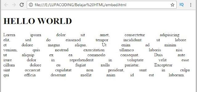 lupacode - Belajar CSS Dasar Bagian 5 – Text Styling 6