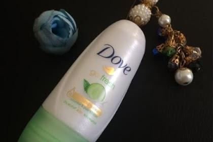 Review Dove Deodorant Go Fresh Grean Tea, Wangi dan Tetap Kering Hingga 48 jam!
