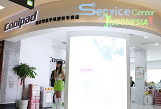Service Center Coolpad di Manado