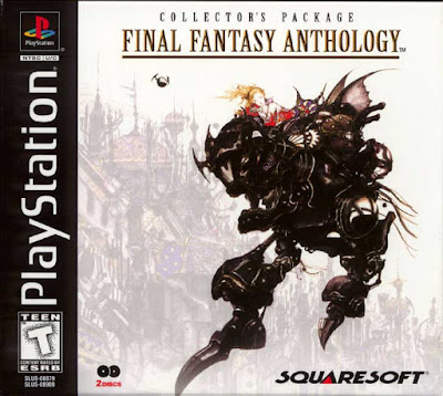 descargar final fantasy anthology 6 psx mega