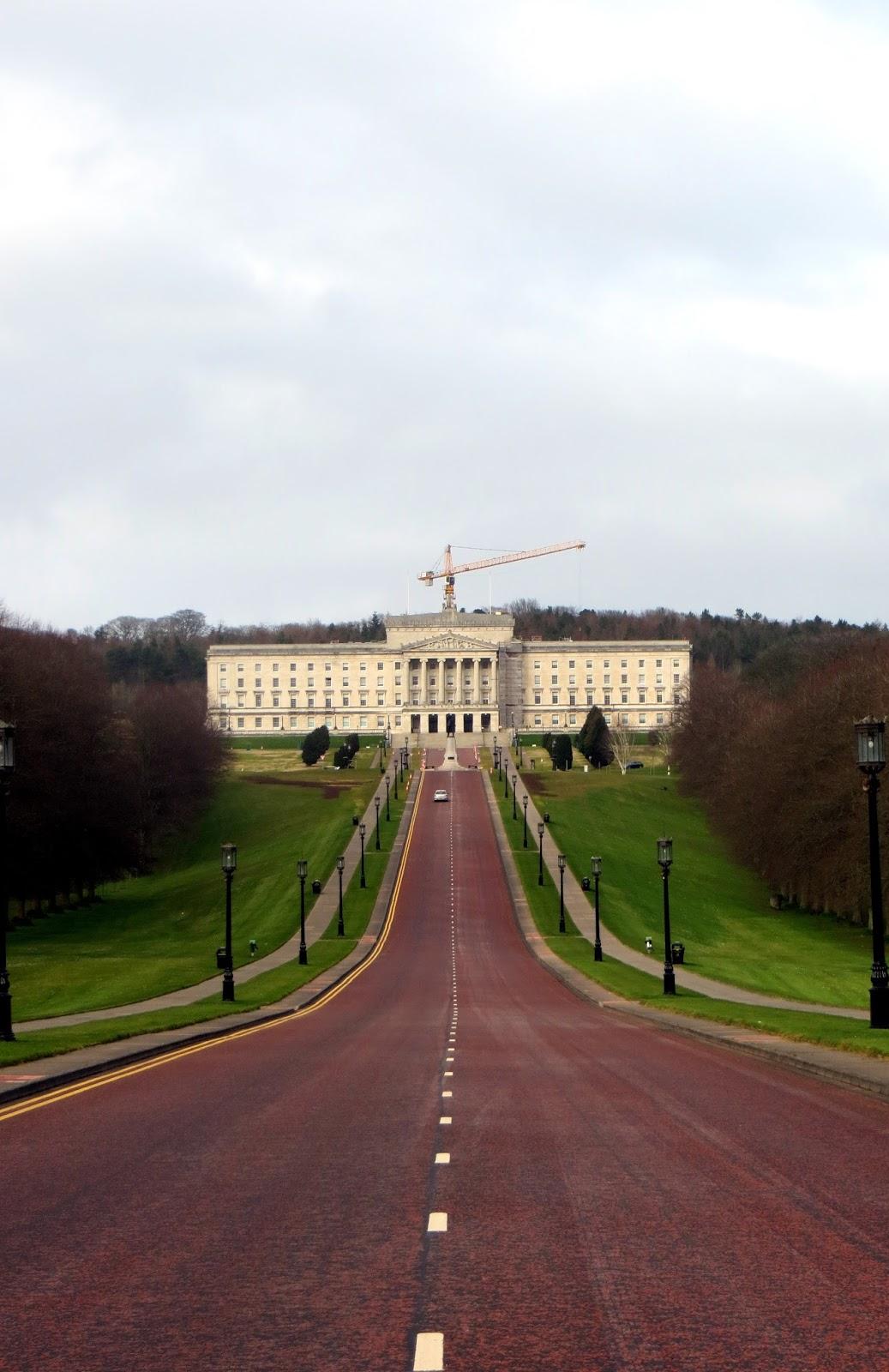 Stornmont, Belfast, Ireland, Northern Ireland, Murals, Troubles, Ulster, Political, Titanic,
