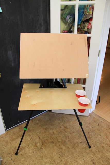 It S Like Potato Chips Making A Plein Air Easel With A