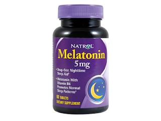 Thuốc ngủ Natrol melatonin 5mg sản xuất tại Mỹ
