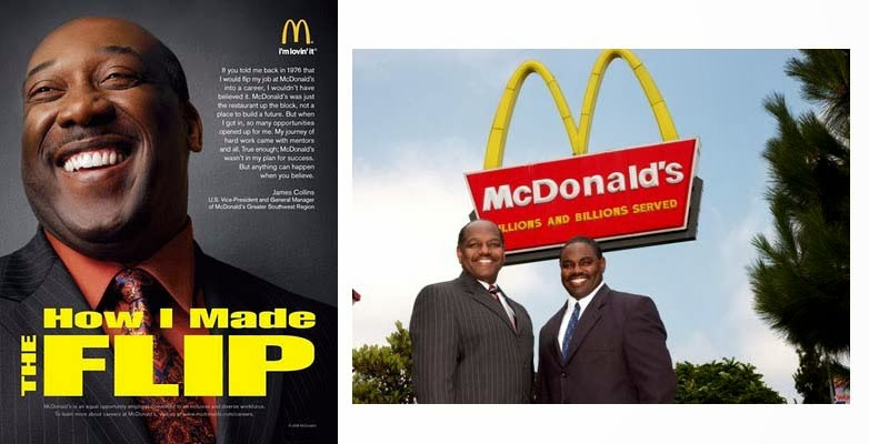 Black McDonald's Franchise Owners