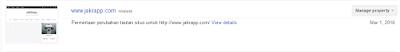 Cara Submit Banyak Sitemap ke Google Webmaster Tools