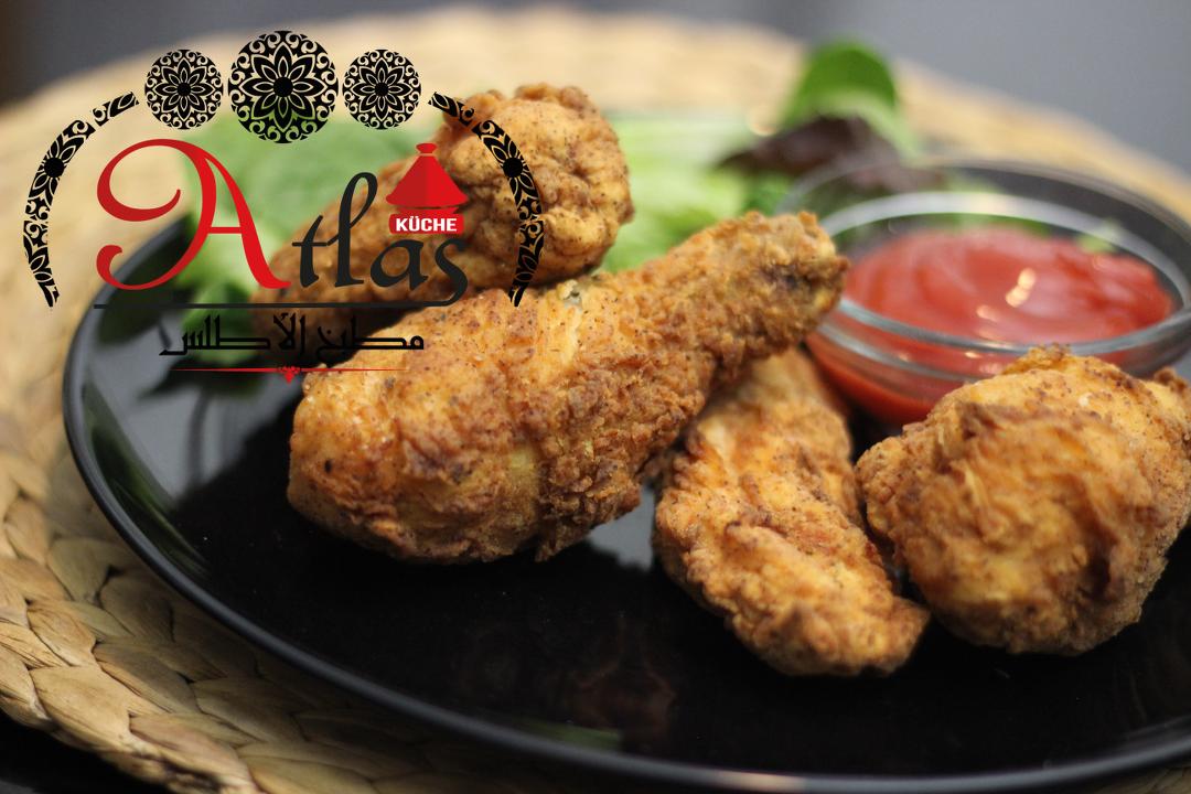Hausgemachtes Kfc Chicken Atlas Kuche