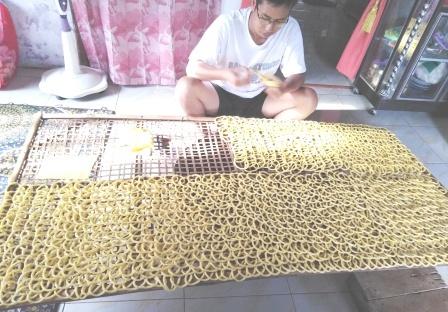 Cara Membuat Lanting Getuk dari Singkong [Pengalaman]