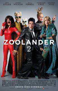Review - Zoolander 2