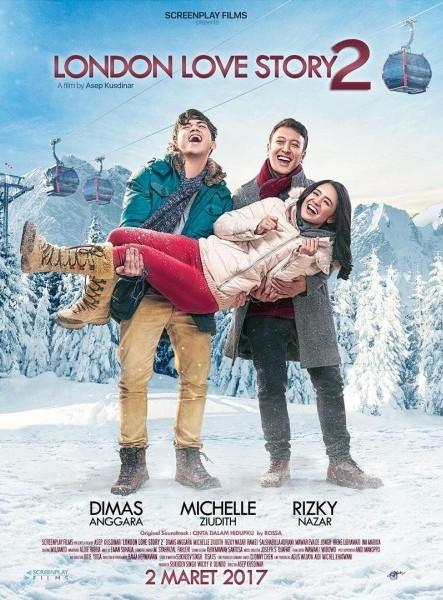 Film London Love Story 2 (2017)