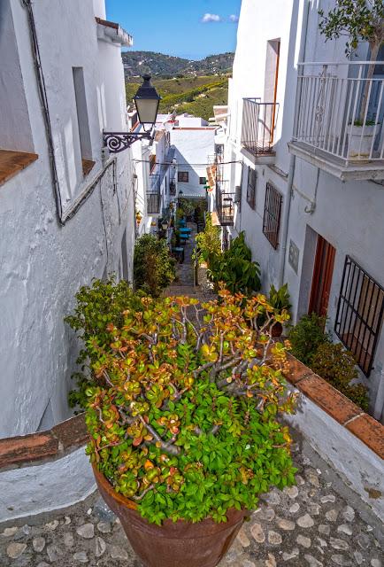 Frigiliana considerado pueblo más bonito de España