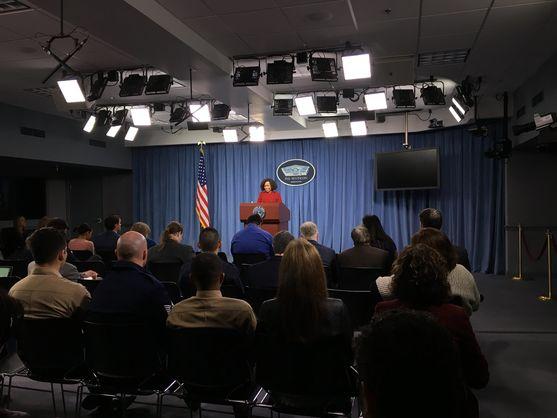 У Пентагоні відреагували на заяву Путіна про нове озброєння
