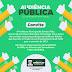 Prefeitura realiza Audiência Pública nesta quarta (29)