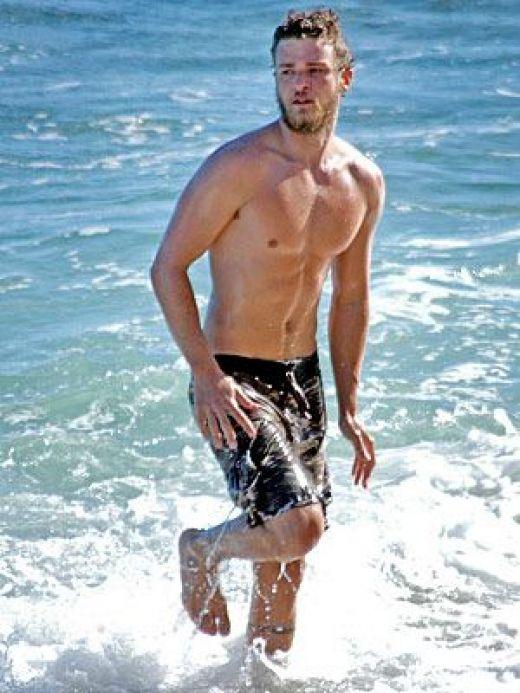 Justin Timberlake Butt Pics