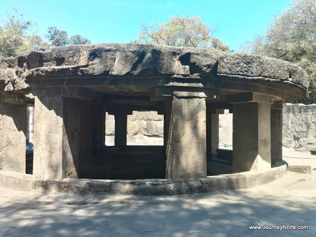 Pataleshwar Cave, Pune - A Monolithic Architecture