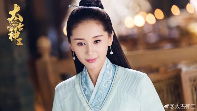 Olivia Wang Swire God