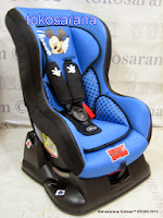 Baby Car Seat Pliko DB018B Disney Mickey Mouse and Friends Group 0+ dan 1 (New  Born - 18kg) 2