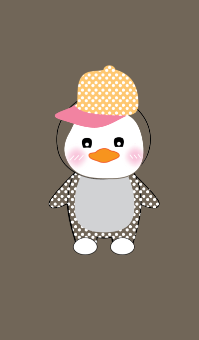 Little penguin theme