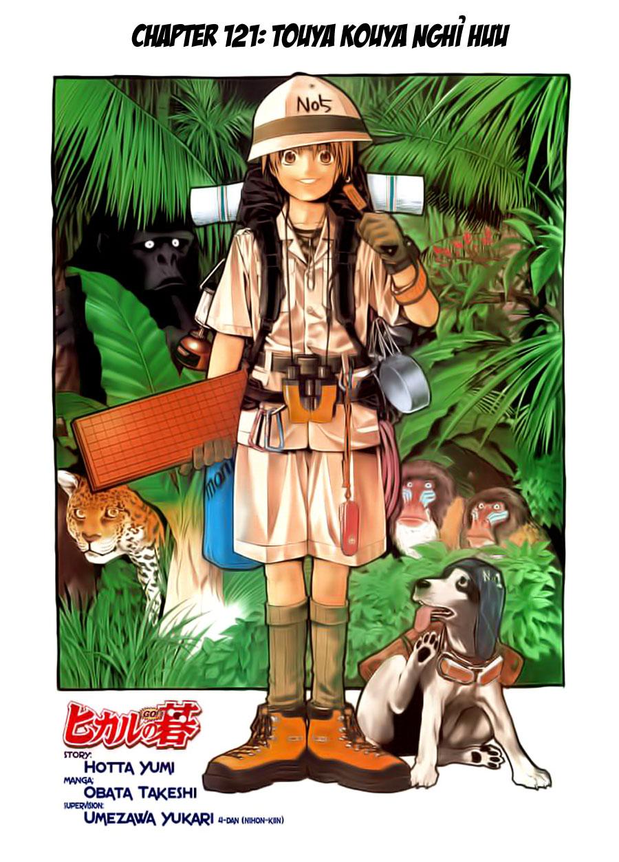 Hikaru No Go hikaru no go chap 121 trang 3