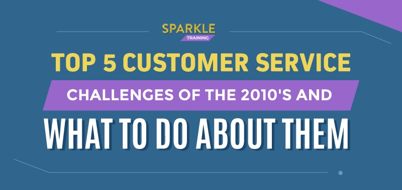 How to Handle the 5 Biggest Customer Service Challenges