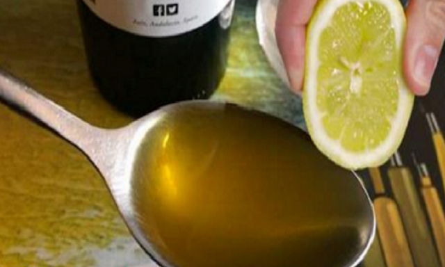 Olive Oil and Lemon: Combining This Two Ingredients Will Relieve So Much Health Problem