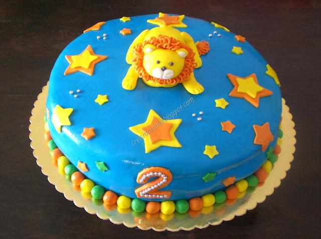 torta di compleanno bambino