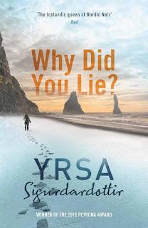 Why Did You Lie? - Yrsa Sigurdardottir [kindle] [mobi]