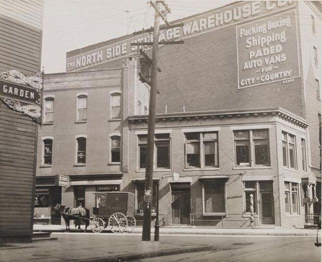 Resultado de imagen de El barrio del Bronx era en los años 40 un mosaico de territorios
