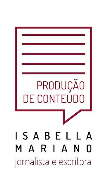 Cartão de Visitas: Isabella Mariano