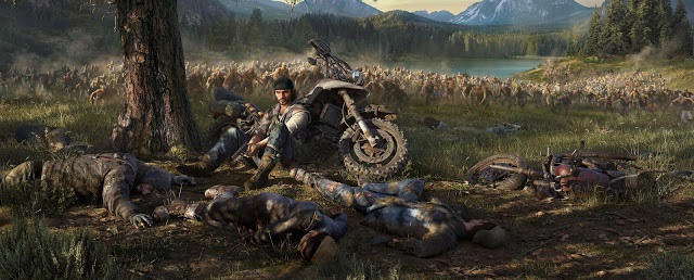 "PS4 Exclusive ""Days Gone"" has Officially Gone Gold"