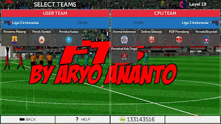 FTS Mod by Aryo Ananto Apk + Data Obb Android