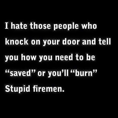 Funny Be Saved Or Burn Religious Meme Picture
