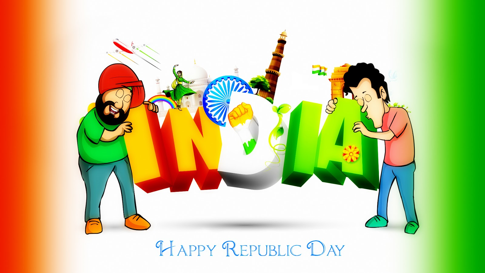 Happy Republic Day 2018 Images Hd Pics Download Photos For 26th