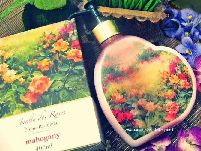 Jardin des Roses Mahogany