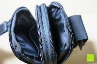 Taschen geöffnet: Taktische Hüfttaschen , Sahara Sailor EDC Molle Tasche Nylon Gürteltasche für Wandern, Outdoor-Camping und Radfahren mit Aluminiumkarabiner