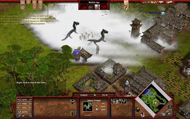 Age of Mythology Tale of the Dragon Free Download Screenshot 3