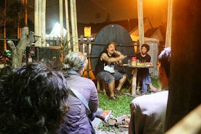Malam Ini, di Literacy Coffee, Diskusi Sastra Bersama Sastrawan Nasional Saut Situmorang