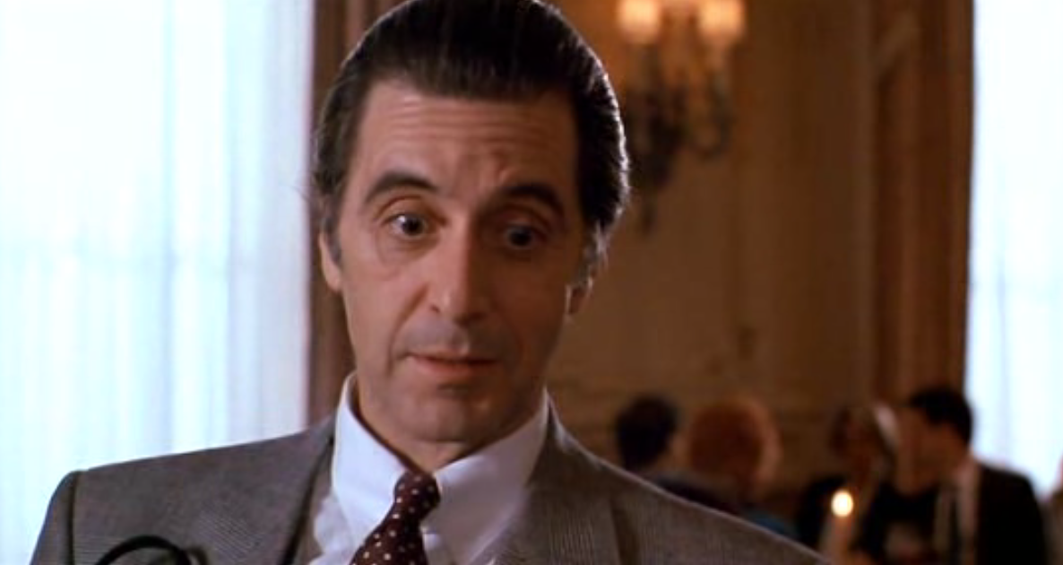 Image result for scent of a woman al pacino