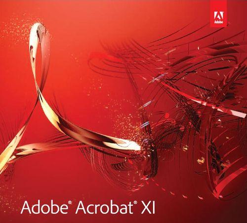 [Soft] Adobe Acrobat XI Pro 11.0.07 - Tạo và chỉnh sửa PDF