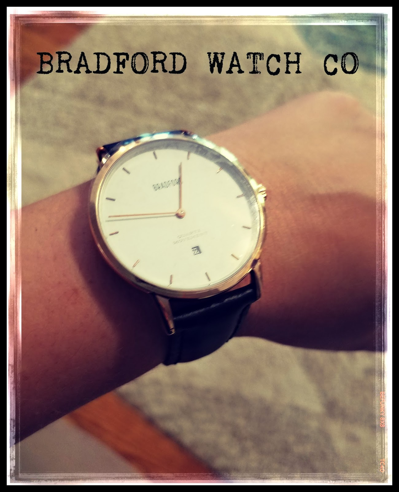 Time well spent with a sleek and timeless watch from bradford watch time well spent with a sleek and timeless watch from bradford watch company mbpfallfashion17 solutioingenieria Image collections