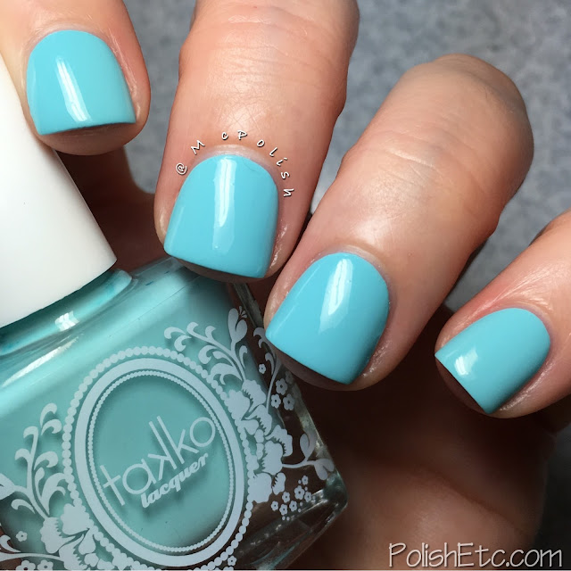Takko Lacquer - Ask Alice - McPolish