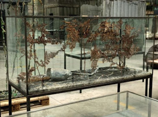 Anselm Kiefer : Saturn (2015)