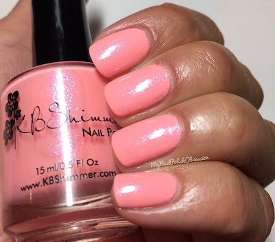 KBShimmer Summer 2016; Good Reef!