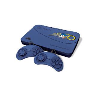 Novo Master System Com Jogos Memória
