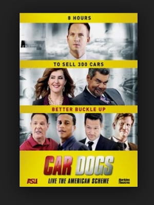 Well, if you look, you'd likely find some bad Rotten Tomatoes reviews of this 2017 film, Car Dogs.    But, if you'd like to understand the PLAY BOOK of the Car Salesman, this is a good demonstration.