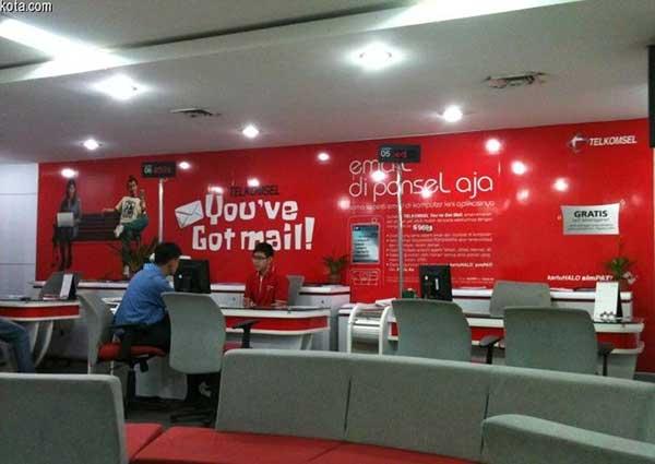 Cara Menghubungi CS Grapari Telkomsel Jakarta Pusat