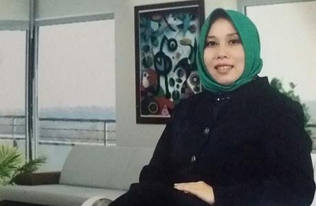 Dwiyana Putri Amelia, Sosok Penyemangat di Tubuh PPP Kota Padang